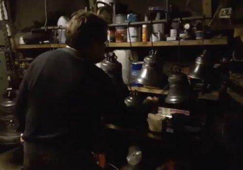 Подбор малых и позвонных колоколов (видео)